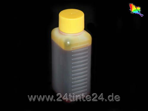 100 ml Yellow Tinte kompatibel zu Brother