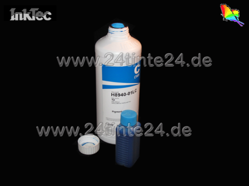 100 ml InkTec DYE Tinte für Brother color cyan