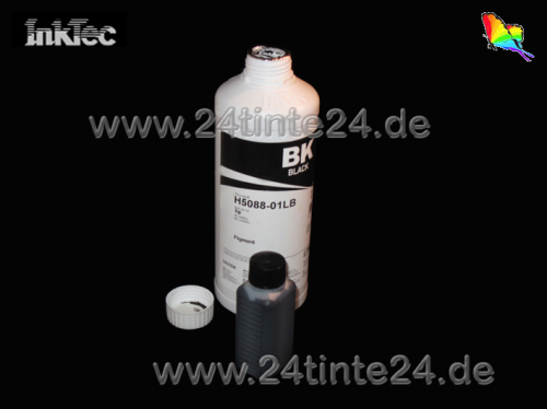 250 ml InkTec Pigmenttinte für Brother black