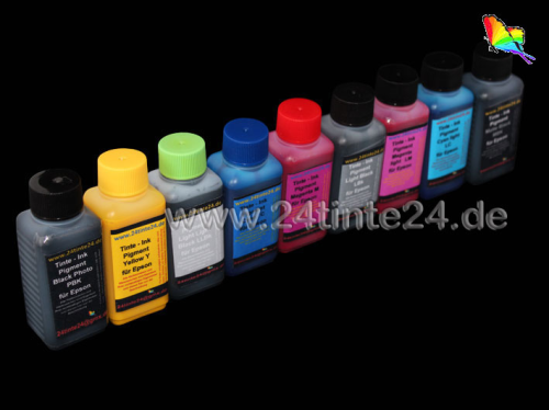 100 ml Tinte kompatibel zu Epson Stylus Photo R3000 R 3000 Pigment